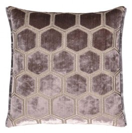 MANIPUR AMETHYST CUSHION