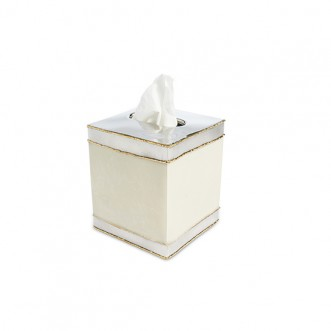 Cascade Cloud Waste Basket and Tissue Cover Set Insel
