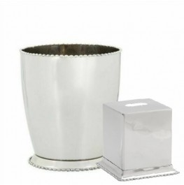 Molten Wastebasket & Tissue Holder- Set