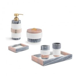 TRIPOLI BATH ACCESSORIES-SET