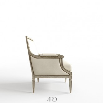 IMPERIAL ARM CHAIR Insel