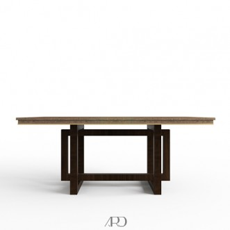 OYSTER DINING TABLE Insel