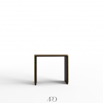 Plank console Insel