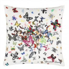 BUTTERFLY PARADE OPALIN CUSHION
