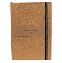 PASEO GOLD A5 NOTEBOOK