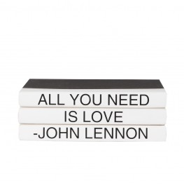 """All You Need Is Love"" - 3 Volume Stack"