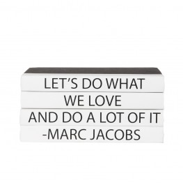 "Marc Jacobs - ""Let's Do..."" - 4 Vol."