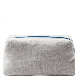 BRERA LINO GRAPHITE MEDIUM WASHBAG