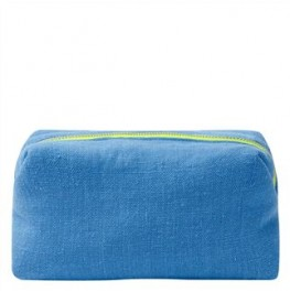 BRERA LINO COBALT MEDIUM WASHBAG