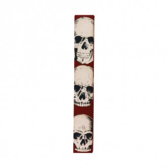 Rad Skulls Red - Priced per Book Insel