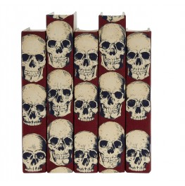 Rad Skulls Red - Priced per Book