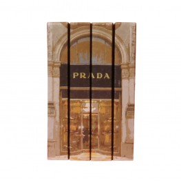 Prada Boutique - Set of 4
