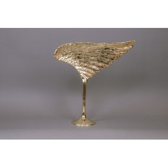 Wing Sculpture Gold- Right Insel
