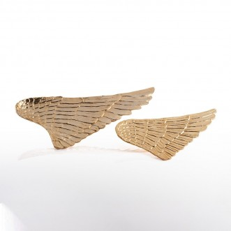 Wing Platter Gold- Large Insel