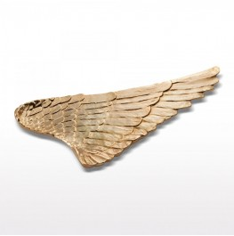 Wing Platter Gold- Large