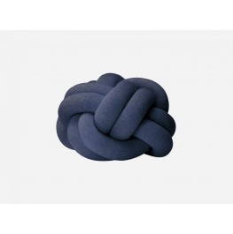 KNOT CUSHION- NAVY
