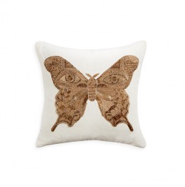 MUSE BUTTERFLY THROW PILLOW