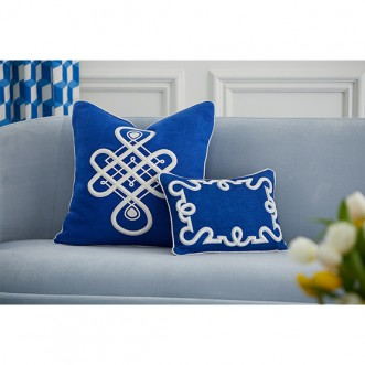 MAXIME BORDER PILLOW Insel
