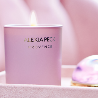 PROVENCE CANDLE & PAPERWEIGHT Insel