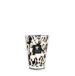 BLACK PEARLS CANDLE- 24 CM