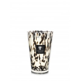 BLACK PEARLS CANDLE- 35 CM