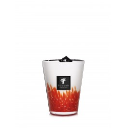 FEATHERS MAASAI CANDLE- 24 CM