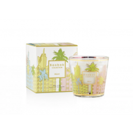 MY FIRST BAOBAB MIAMI CANDLE- 8 CM