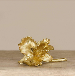 Golden Orchid- Small